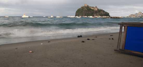 Castello d'inverno - Ischia (3595 clic)