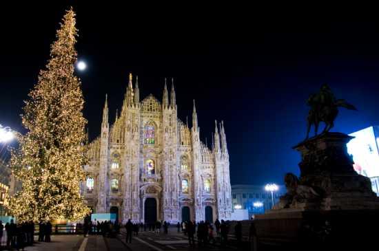 Duomo  Natalizio | MILANO | Fotografia di Claudio Iacono