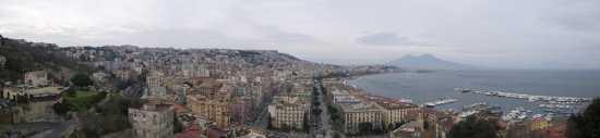 Pamoramica da Mergellina - Napoli (2111 clic)