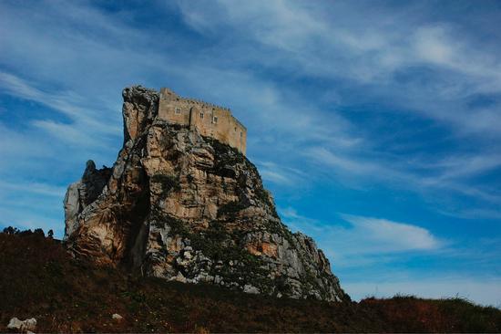 Castello chiaramontano - Mussomeli (3369 clic)