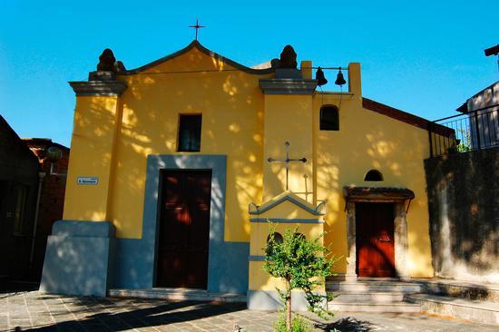 Chiesa San Giuseppe - Gualtieri sicaminò (5563 clic)