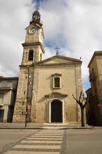 Maria SS del Rosario - San cataldo (3052 clic)