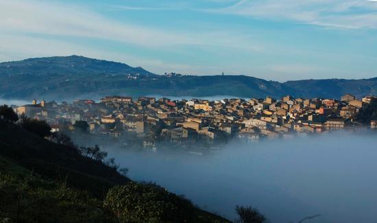 Annebbiata - Montedoro (2404 clic)