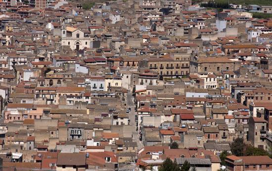 Panorama - Valledolmo (4141 clic)