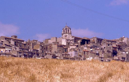 Panorama - Mussomeli (207 clic)