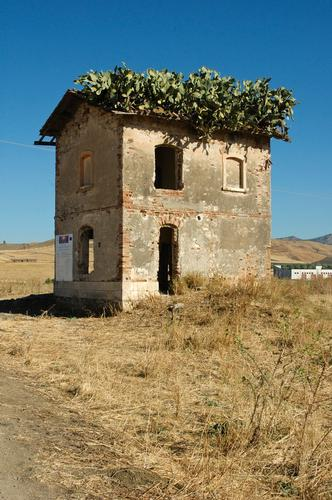 Questo casello è proprio Fico - VALGUARNERA CAROPEPE - inserita il 08-Feb-11