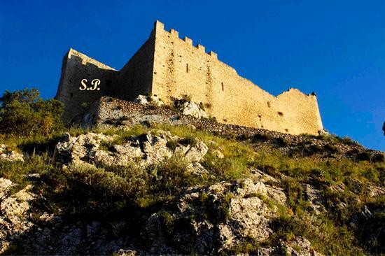 Castello chiaramontano - Mussomeli (3630 clic)