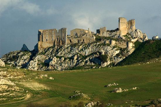 Castello Barresi - Pietraperzia (7885 clic)