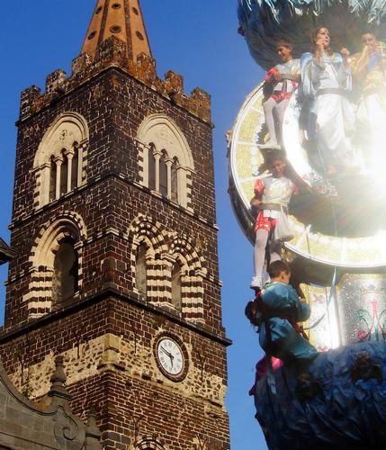 La torre degli Angeli - Randazzo (3641 clic)