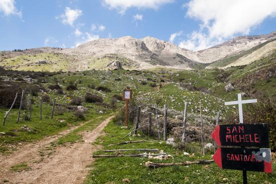 Il Cammino di San Michele - Petralia sottana (158 clic)
