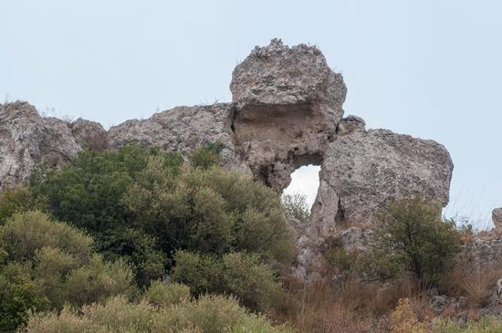 Serra della difesa - Caltanissetta (170 clic)