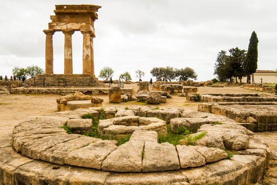 Valle dei Templi - Agrigento (153 clic)