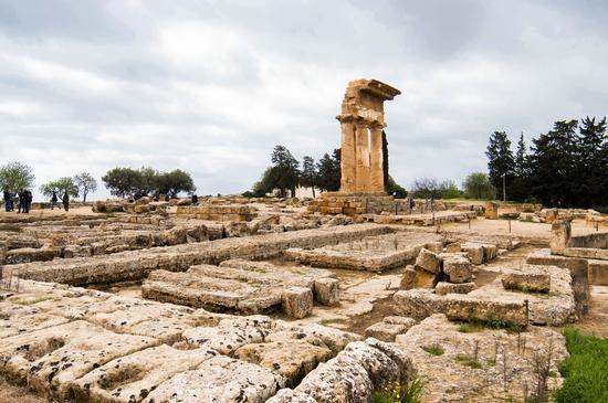 Valle dei Templi - Agrigento (106 clic)