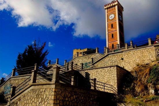 Torre Civica - San cataldo (3374 clic)