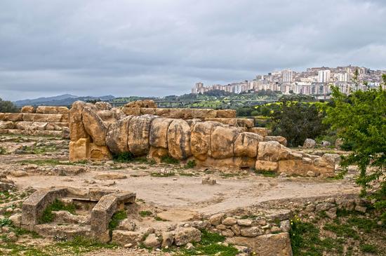 Valle dei Templi - Agrigento (148 clic)
