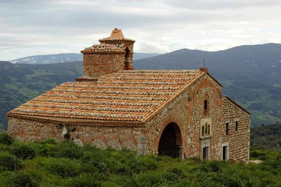 Santuario :Alfio,Cirino e Filadelfio - San fratello (3237 clic)