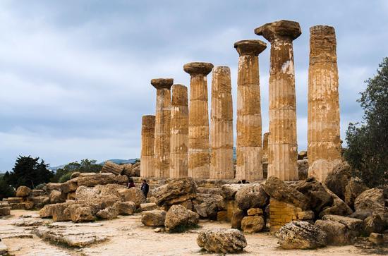 Valle dei Templi - Agrigento (119 clic)