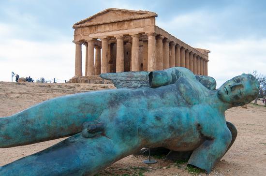 Valle dei Templi - Agrigento (161 clic)