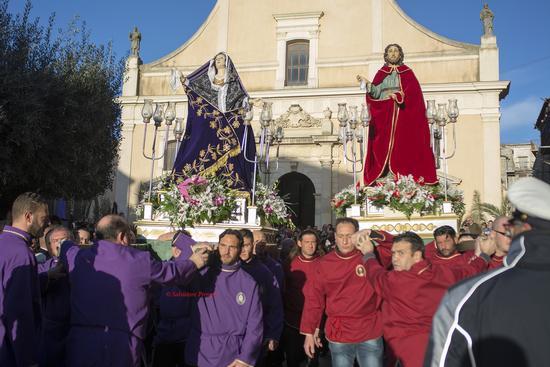 Settimana Santa 2018 - San cataldo (272 clic)
