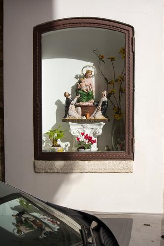 Edicola votiva - Marianopoli (367 clic)