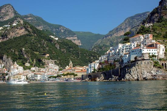 Panorama - Amalfi (402 clic)