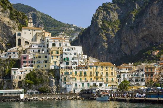 Panorama - Amalfi (355 clic)
