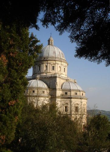 Chiesa Maria della Consolazione - Todi (3685 clic)