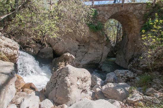 Ponte di Pietra - Petralia sottana (173 clic)