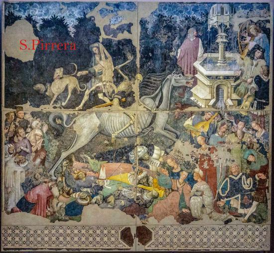 Il trionfo della morte - PALERMO - inserita il 19-Mar-19