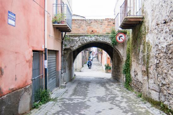 Arco di via trappeti - San cataldo (123 clic)