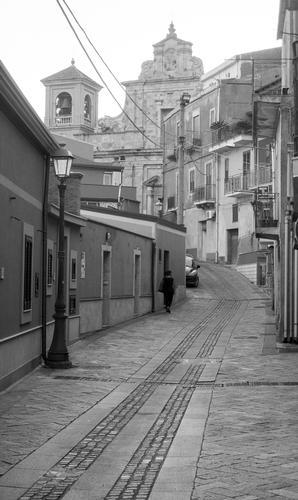 Centro storico - Alì (146 clic)