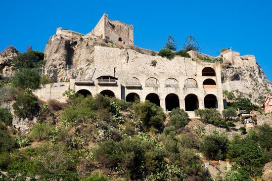 Castello Rufo - Scaletta zanclea (71 clic)