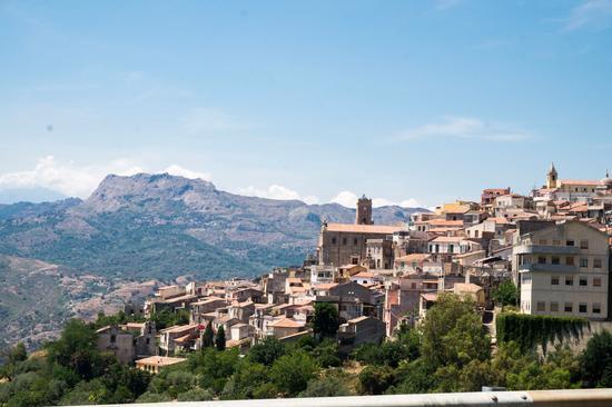 Panorama - Casalvecchio siculo (118 clic)
