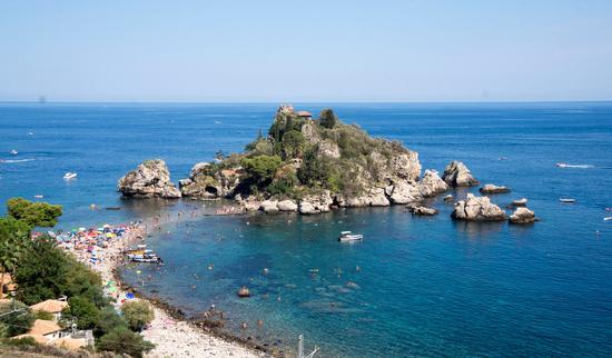 Isola bella - Taormina (169 clic)