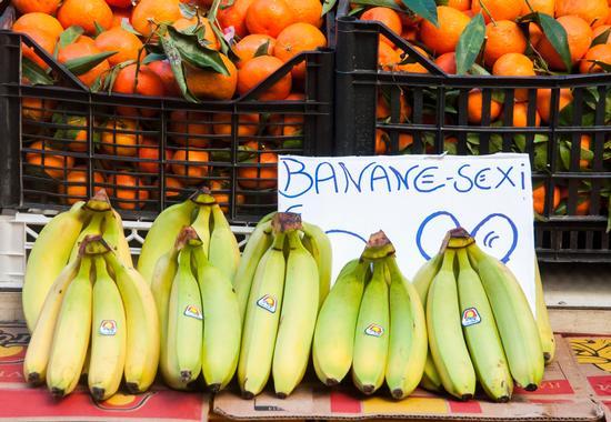 Banane sex -Sarà vero ? - Caltanissetta (1880 clic)