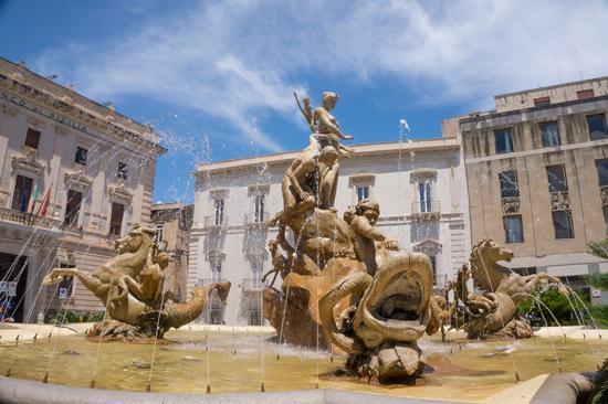 Fontana Diana - Siracusa (187 clic)
