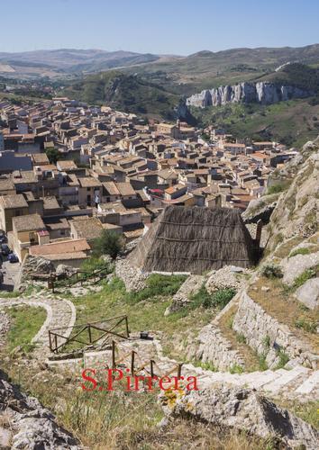 Panorama - Caltavuturo (3 clic)