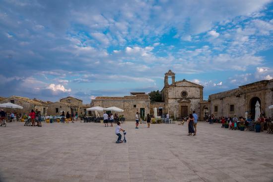 La Piazza - Marzamemi (185 clic)
