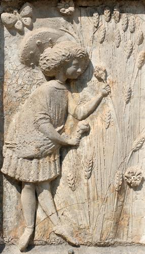 Monumento all'Agricoltore - San cataldo (2882 clic)
