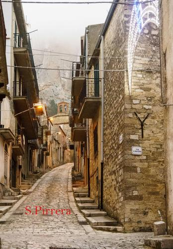 Centro storico - Caltavuturo (107 clic)