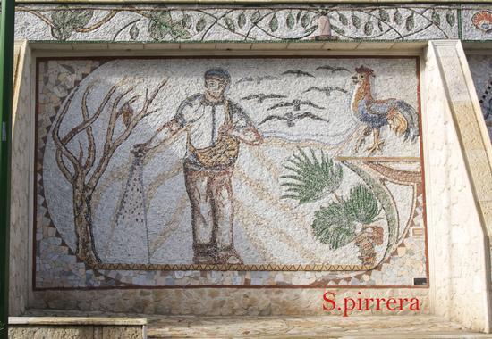 Mosaico - Campobello di licata (20 clic)