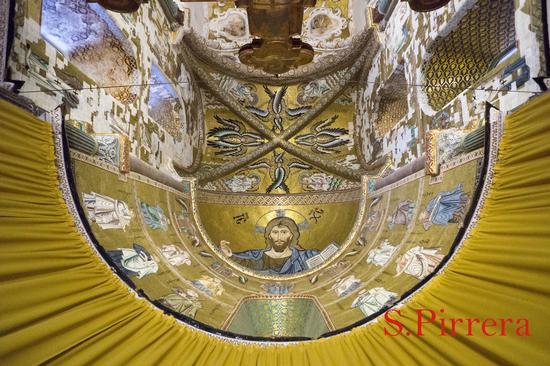 Il Duomo, Interno - Cefalù (66 clic)