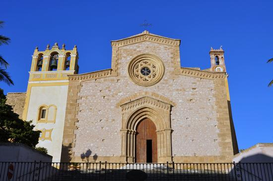 Santuario  Maria SS. di Custonaci (4405 clic)