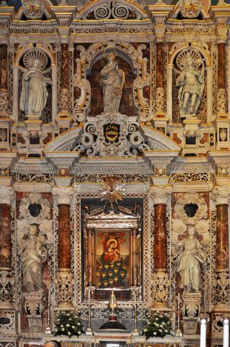 Santuario  Maria SS. di Custonaci (4759 clic)