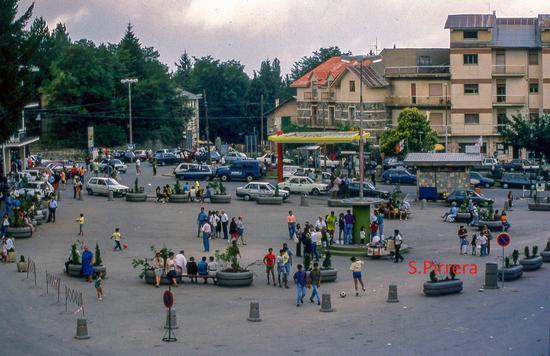 Vecchia piazza - Gambarie (498 clic)