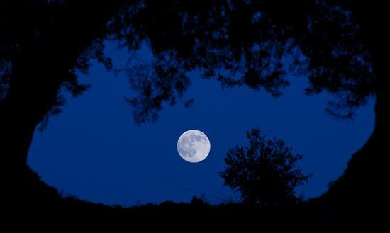 Luna Piena - Caltanissetta (3249 clic)