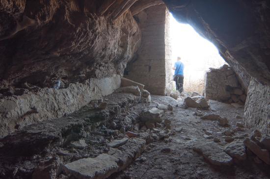 Grotta d'acqua - Gaddira - Serradifalco (996 clic)