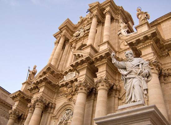 Duomo  - Siracusa (3734 clic)