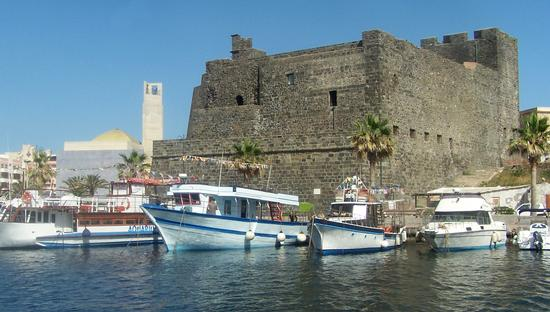 Il Castello - Pantelleria - inserita il 14-Apr-16