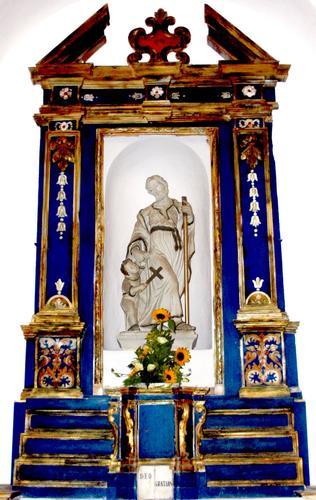 San Giuseppe  - Forza d'agrò (4627 clic)